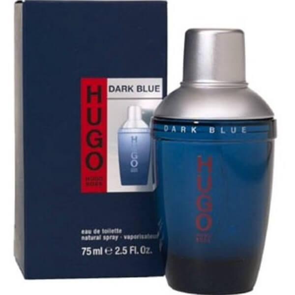 Hugo Boss Hugo Dark Blue Edt 75ml For Men Venera Cosmetics