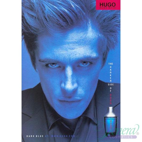 Hugo Boss Hugo Dark Blue Edt 125ml For Men Without Package Venera Cosmetics