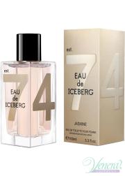 Iceberg Eau de Iceberg Jasmine EDT 100ml for Women Women's Fragrance
