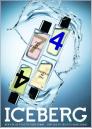 Iceberg Eau de Iceberg Cedar EDT 100ml for Men Men's Fragrance