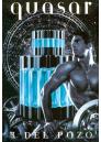 Jesus Del Pozo Quazar EDT 125ml for Men Without Package  Men's Fragrances without package