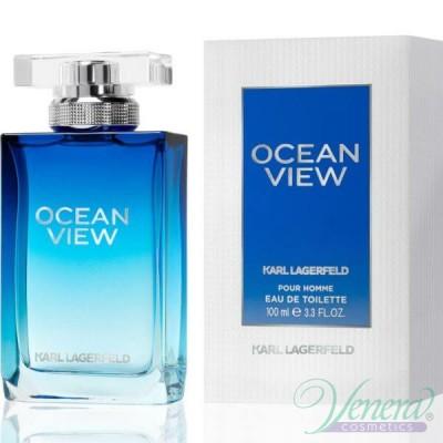Karl Lagerfeld Ocean View EDT 100ml for Men
