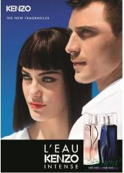 Kenzo L'Eau Kenzo Intense Pour Homme EDT 50ml for Men Men's Fragrance