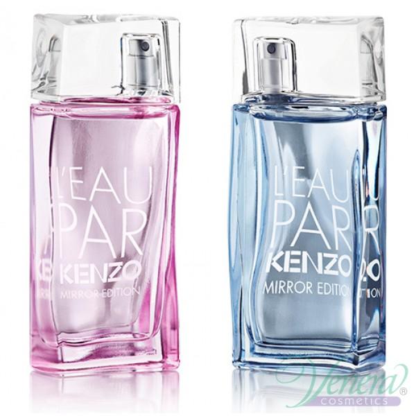 2cbfa228ad2 Kenzo L Eau par Kenzo Mirror Edition pour Homme EDT 50ml for Men Without  Package