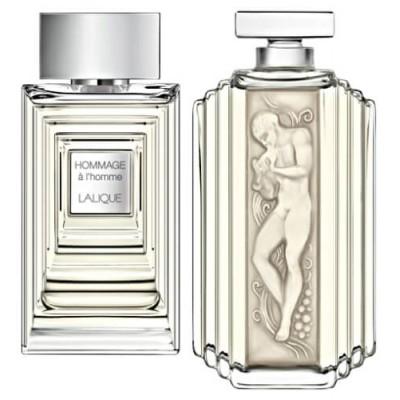 Lalique Hommage à L'Homme EDT 100ml for Men Without Package
