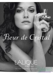 Lalique Fleur De Cristal EDP 100ml for Women Without Package Women's
