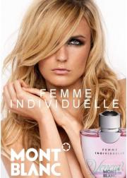 Mont Blanc Femme Individuelle EDT 75ml for Women Women's Fragrance