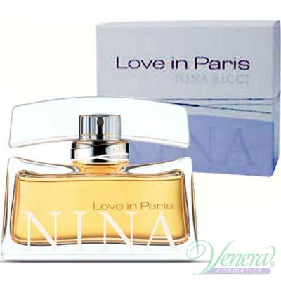 Nina Ricci Love in Paris EDP 30ml for Women Women's Fragrance