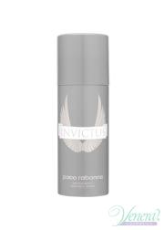 Paco Rabanne Invictus Deo Spray 150ml for Men Men's