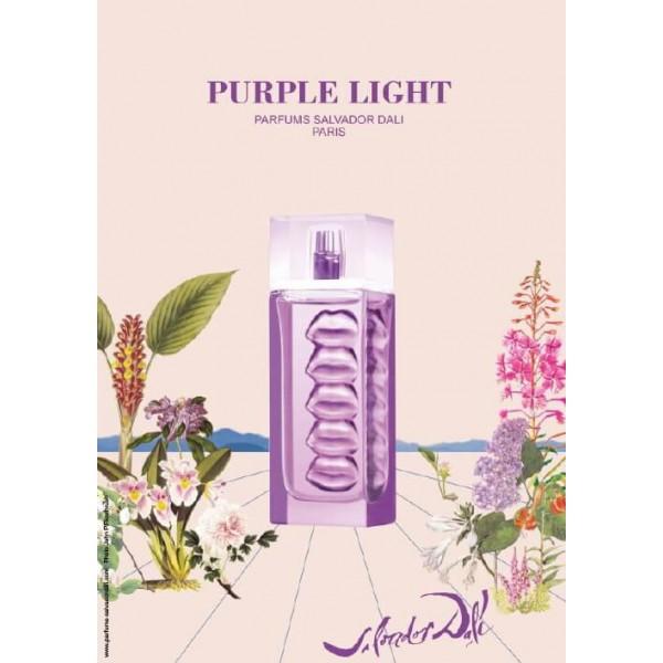 Картинки по запросу Salvador Dali Purplelight 30ml