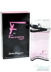 Salvatore Ferragamo F for Fascinating Night EDP 50ml for Women Women's Fragrance