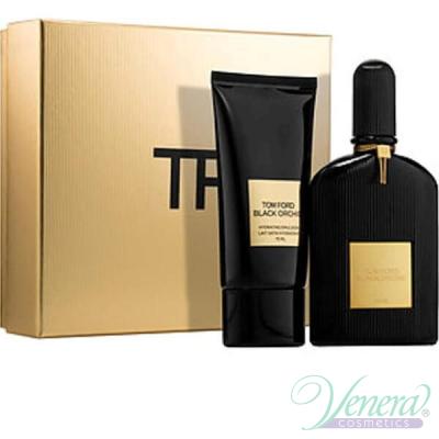 Tom Ford Black Orchid Set (EDP 50ml + Hydrating Emulsion 75ml) for Women Women's Gift Sets
