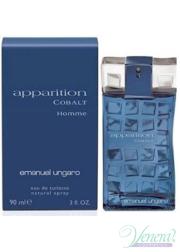 Ungaro Apparition Cobalt EDT 90ml for Men Men's Fragrance