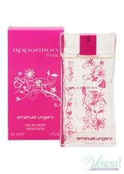 Ungaro Apparition Pink EDT 90ml for Women