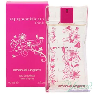 Ungaro Apparition Pink EDT 90ml for Women Women's Fragrance