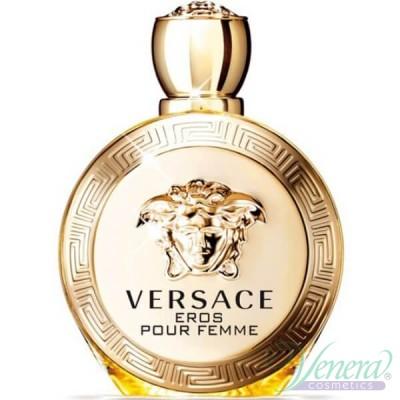 Versace Eros Pour Femme Eau de Toilette EDT 100ml for Women Without Package