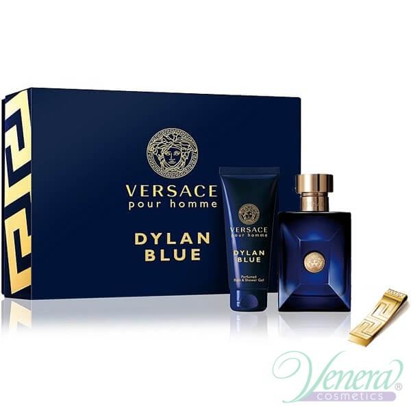 Versace Pour Homme Dylan Blue Set (EDT 100ml + SG 100ml + ... 7df5a3a2791