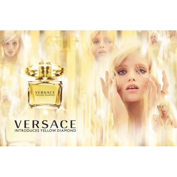ac0422e717cc Versace Yellow Diamond Set (EDT 90ml + BL 100ml + Bag Tag) for Women