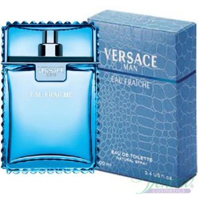 Versace Man Eau Fraiche EDT 50ml for Men Men's Fragrance