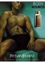 YSL Body Kouros EDT 50ml for Men