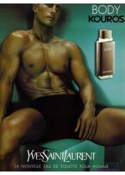 YSL Body Kouros EDT 100ml for Men Men's Fragrance